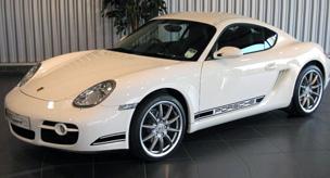 Porsche Cayman Gen 1 Performance Parts 2005 to 2009