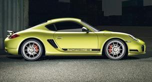 Porsche Cayman Gen 2 Performance Parts 2009 to 2012