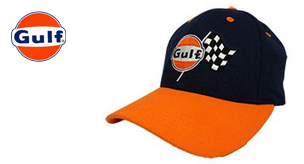 Gulf Baseball Caps