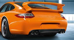 Performance Parts for Porsche Cars