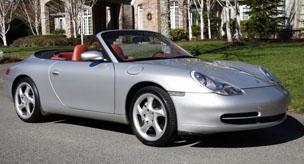 Porsche 911 (996) Parts All Models 1998 to 2005