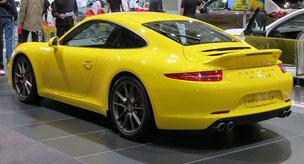 Porsche 911 (991) Parts All Models 2011 Onwards