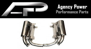 Porsche Agency Power Exhaust Boxes & Headers / Manifolds