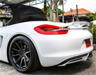 Porsche Boxster 981 Body Styling 2013 to 2016
