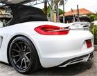 Porsche Boxster 718 Body Styling 2017 Onwards