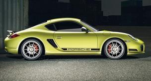 Porsche Cayman Gen 2 Mechanical Parts 2009 to 2012