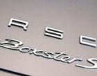 Porsche Boxster 981 Badges & Decals 2013 to 2016