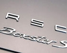 Porsche Boxster 718 Badges & Decals 2017 Onwards