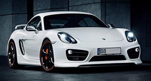 Porsche Cayman 981 Parts All Models 2013 Onwards