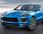 Porsche Macan Body Styling 2014 Onwards