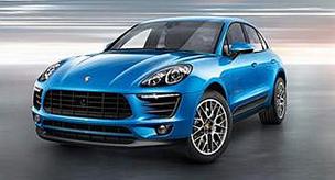 Porsche Macan Performance Parts 2014 Onwards