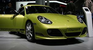 Porsche Cayman Parts Gen 2 All Models 2009 to 2012