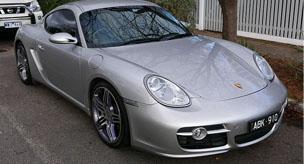 Porsche Cayman Parts Gen 1 All Models 2005 to 2009
