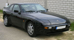 Porsche 944 Performance Parts 1982 to 1992