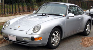 Porsche 993 Performance Parts 1994 to 1998