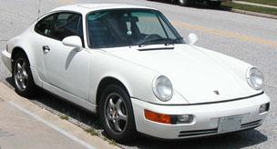 Porsche 964 Interior Trim Parts 1989 to 1993