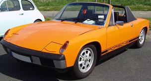 Porsche 914 Parts All Models 1969 to 1976