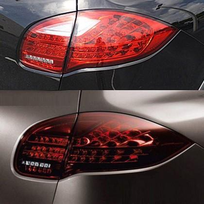 Cayenne 958 Smoked Tinted Rear Light Set 2011-2013