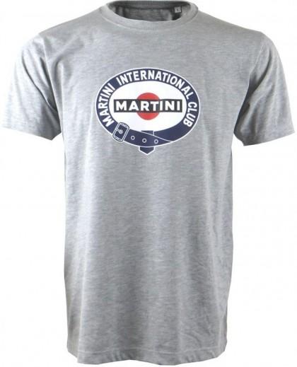 Martini Racing International Club TShirt Grey