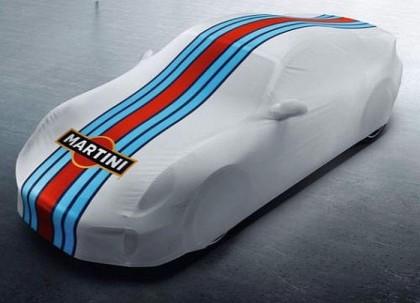 Porsche 911 Martini Racing Indoor Car Cover All car based Models 1997-Onwards