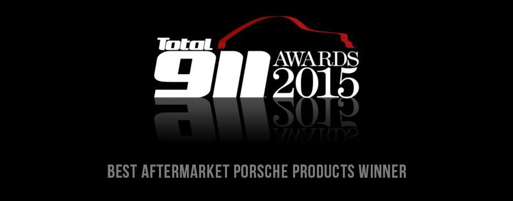 Total911 - Best Aftermarket Porsche Products Winner