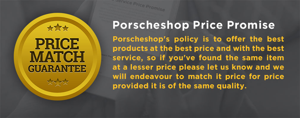 Porscheshop Price Promise